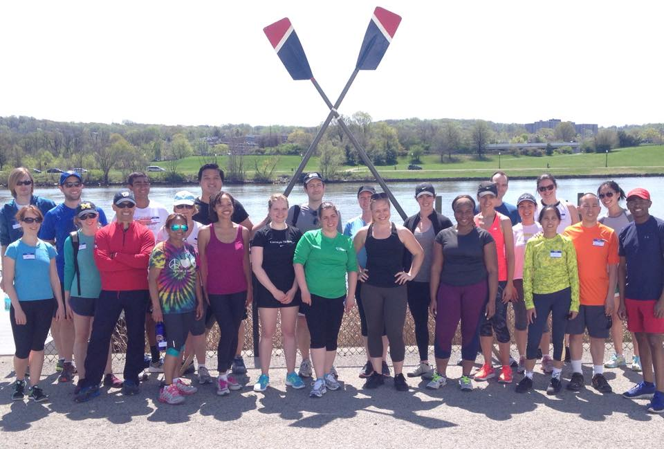 2014 Learn to Row class