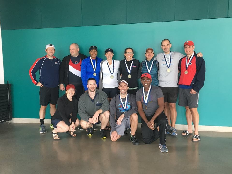 0a8ee5a45cb Members of Capital s afternoon sweep program at the 2018 Chicago River  Marathon